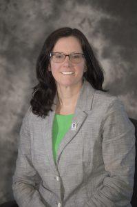 Public Health Commissioner Julianne Nesbit.