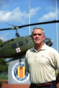 Pictured: Brad Wenstrup Represents Ohio's 2nd Congressional District and continues his service in the U.S. Army Reserve as a Lieutenant Colonel
