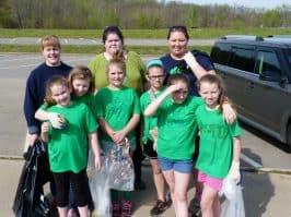 Mark Your Calendar: April 22 Spring Litter Cleanup