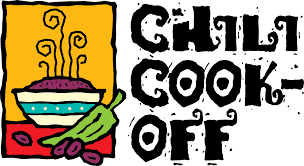 Chilo Chili Cookoff Oct. 21